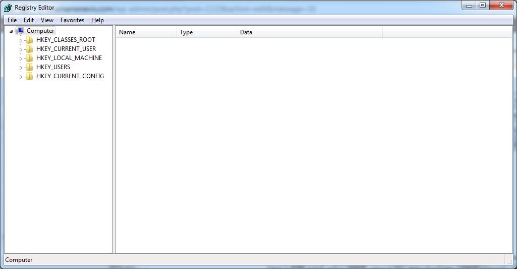regedit ترفند: انتقال لیست دانلود و مقدار دانلود انجام شده نرم افزار Internet Download Manager به کامپیوتر دیگر یا به ویندوز دیگر